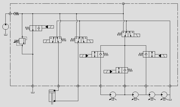 压力计步器的电路图